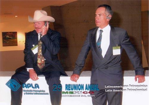 Dale Rankin and Ulises Silva